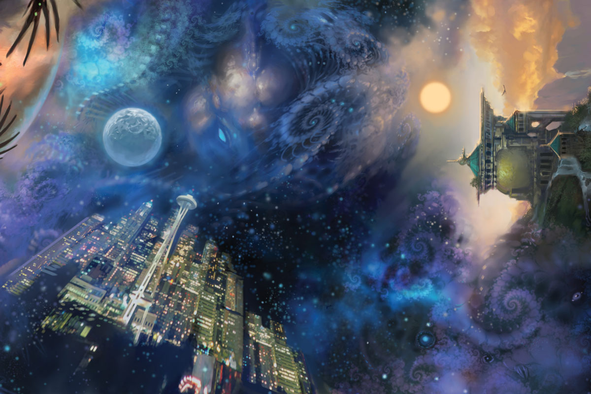 The Strange RPG EXPLORE DEFEND CREATE