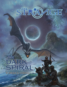 The Dark Spiral: The Strange RPG -  Monte Cook Games